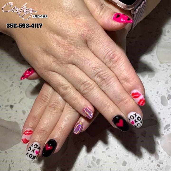 Century Nails | Nail salon 34609 | Spring Hill FL