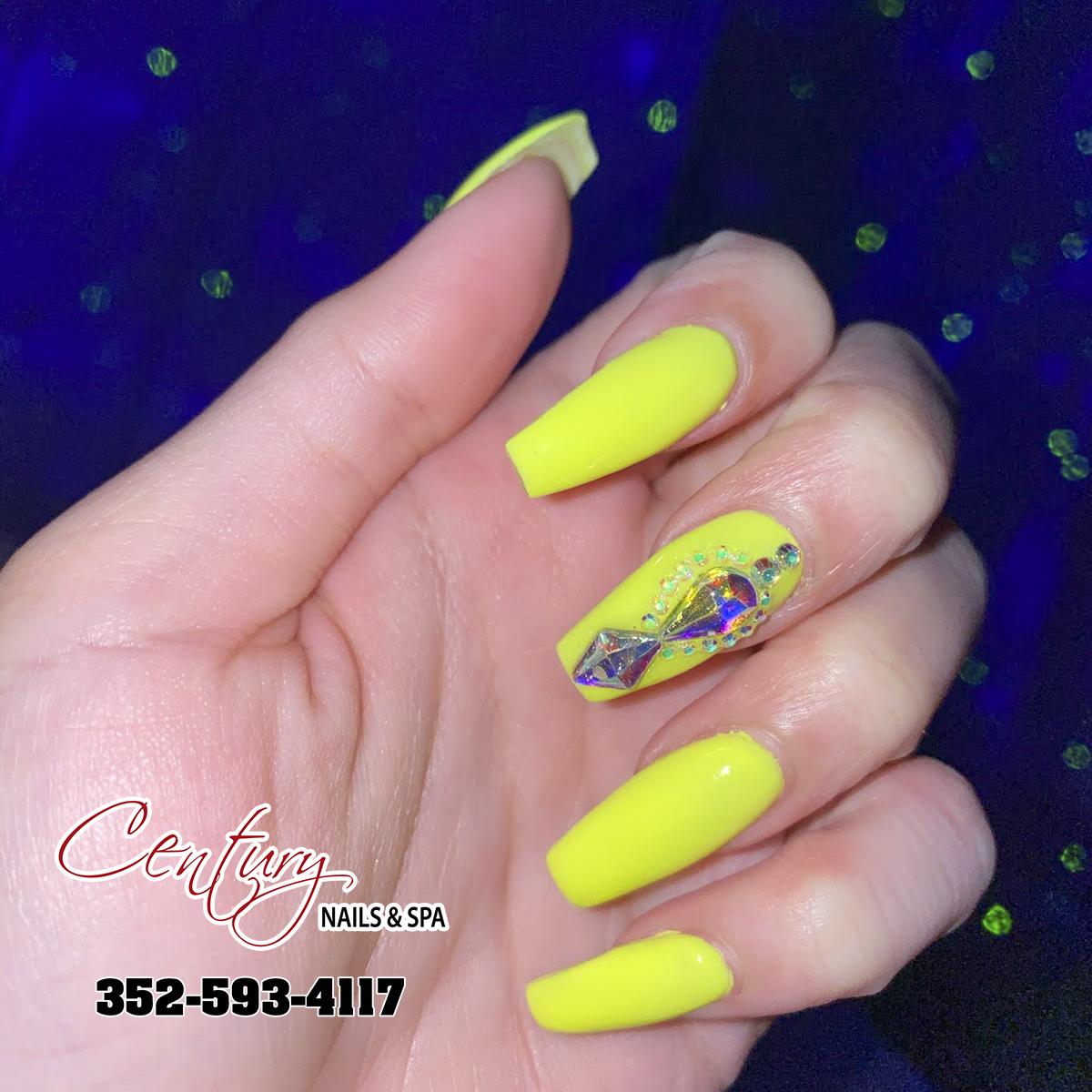 Century Nails | Nail salon 34609 | Spring Hill FL:pt1